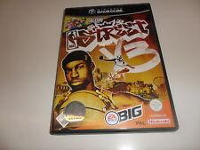 Nintendo Game Cube  NBA Street V3