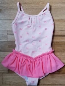 9719a93d34 Image is loading NWT-Hanna-Andersson-TULLE-PINK-Ruffle-SKIRTED-BALLERINA-