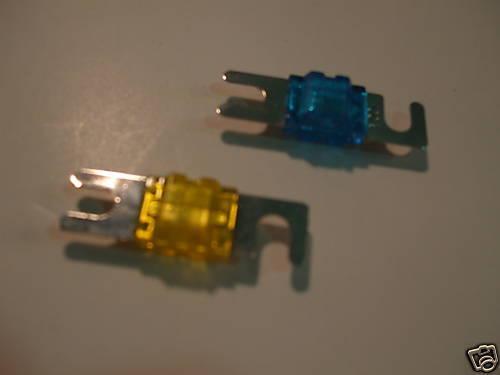 Mini ANL AFS Fuse Hi Amp 100 A Amperage