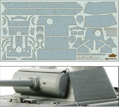 Tamiya Zimmerit Coating Sheet Panther Ausf.G Early Production 1:35 Art 12646