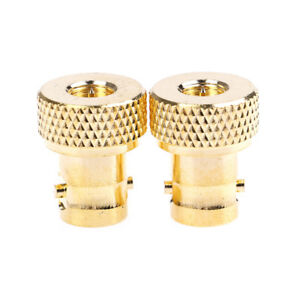 2Pcs-BNC-female-jack-to-SMA-male-plug-RF-connector-straight-gold-plating-039-TO