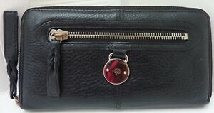 Zip Serienummer Somerset Black £ Mulberry Redusert Purse 295 Leather 3 4 p8aqqzwxd
