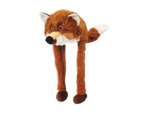 Tier Mütze Plüsch Mütze Fuchs