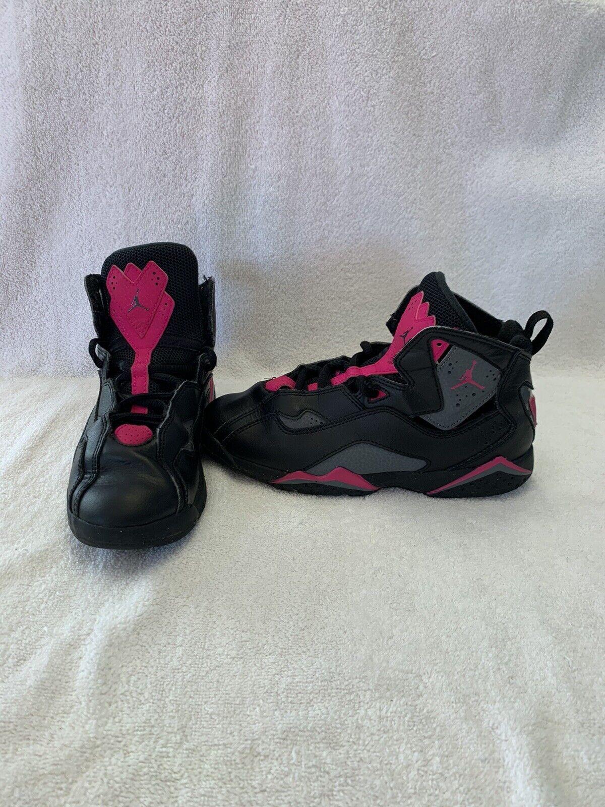 black pink shoes size