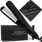 Silver Bullet Keratin 230 Titanium 38mm Wide Plate Hair Straightener