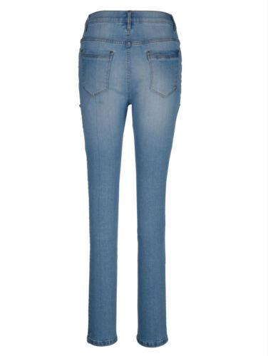 blu chiaro Laura KENT jeans PAOLA slim NUOVO!! Kp 49,99 € SALE/%/%/%