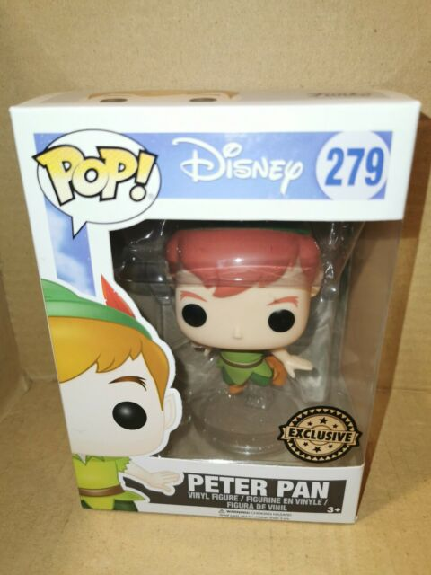 Disney #279 Vinyl figurine Funko Peter Pan POP