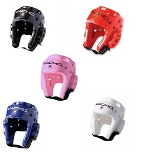 Macho Dyna Protective Sparring Gear Head