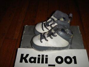san francisco 173af 11a13 First Baby Jordan 9 Retro Size 2c French Blue Flint Grey ...
