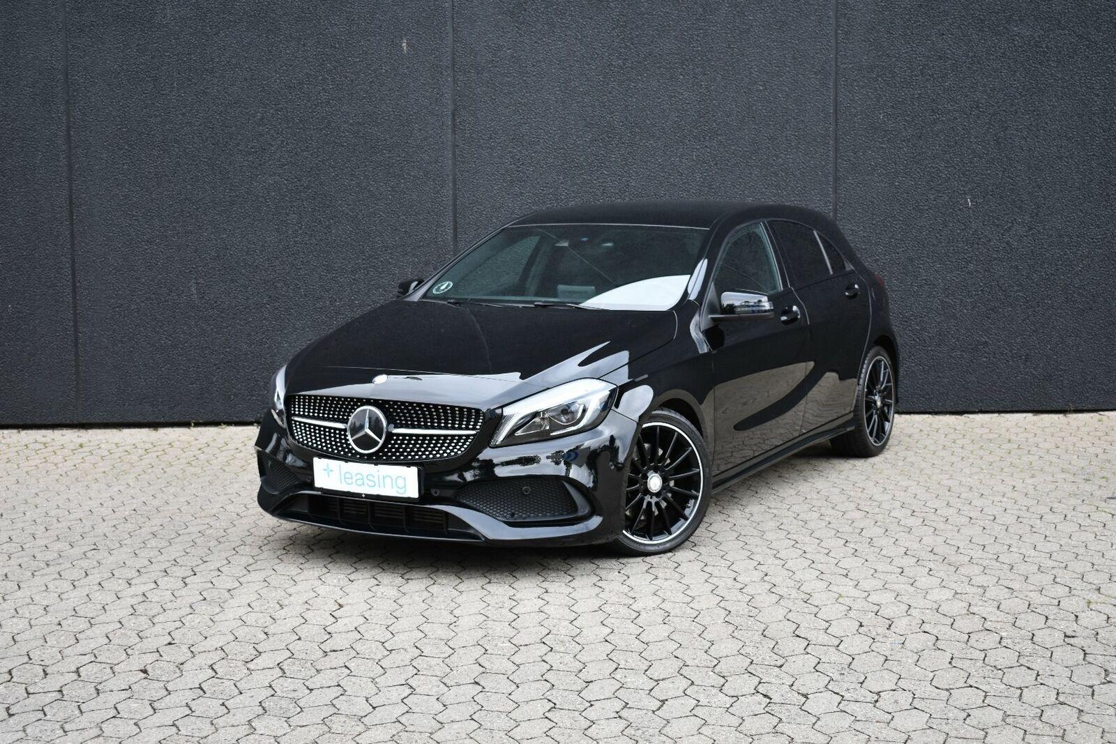 Mercedes A250 2,0 aut. 4-M 5d