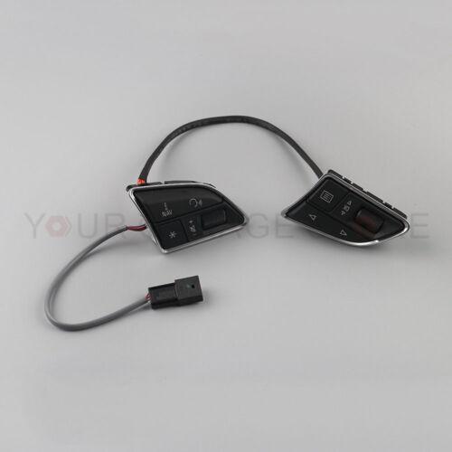 Multifunktionstasten Knöpfe Für Lenkrad 4G0951523D Für Audi  A1 A3 S1 S3 Q3