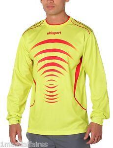 UHLSPORT-Anotomic-GK-Shirt-MAILLOT-GARDIEN-M-Manches-longues-Football-Homme-Haut