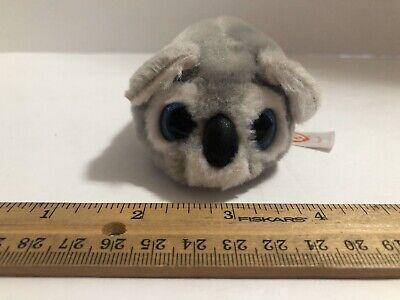 "TY Beanie Boos Teeny Tys 4/"" KALEB Koala Stackable Plush Stuffed Animal MWMT/'s"