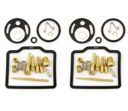 Set of 2 Honda CB200 CB200T CL200 Correct Jet Sizes! Carburetor Rebuild Kits