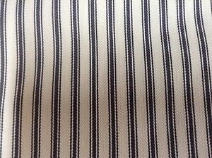 Falmouth-Herringbone-Ticking-Stripe-Grey-Ivory-Cotton-Upholstery-Curtain-Fabric