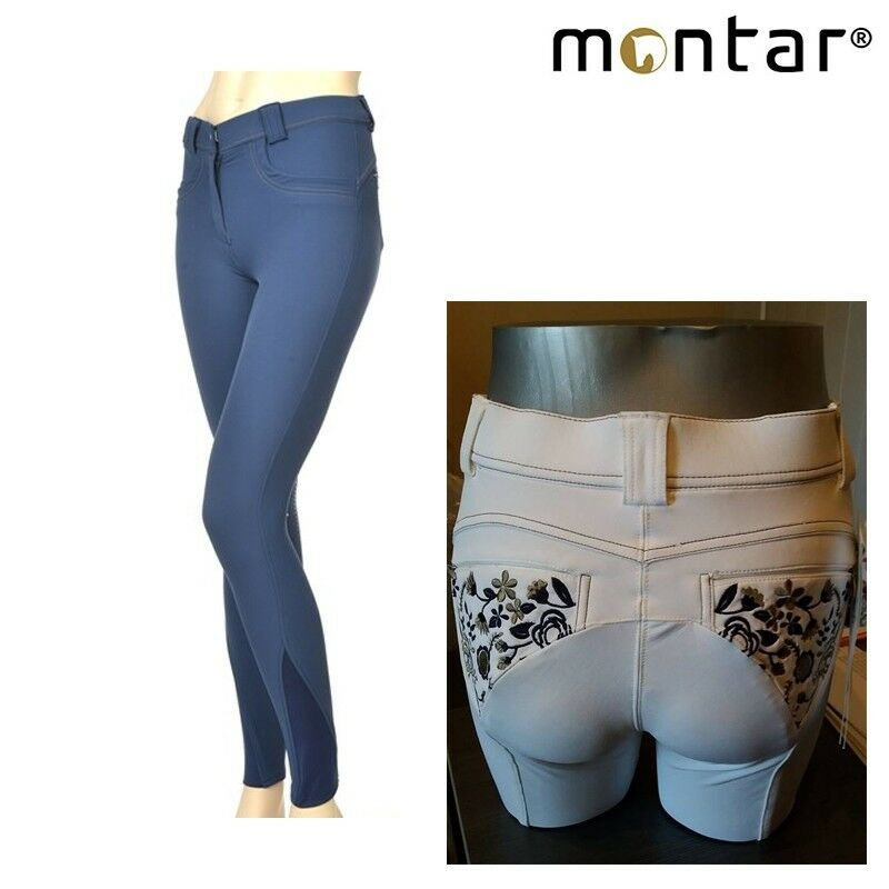 Montar Alina Ladies  Silicone Knee Patch Breeches SALE FREE UK Shipping  free shipping