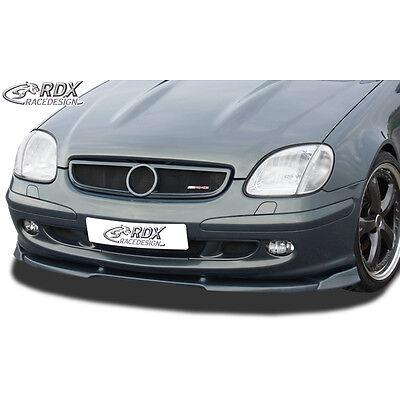 Frontspoiler VARIO-X MERCEDES SLK R170 2000+ Frontlippe Front Ansatz Vorne Spoil