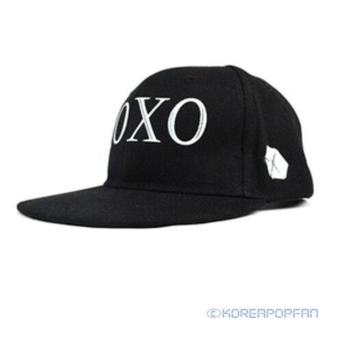 EXO XOXO FIRST YEAR KISS HUG CAPS HATS KRIS SEHUN KAI LAY KPOP FANGOODS NEW