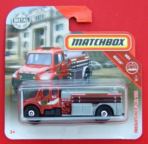 MATCHBOX 2019 Freightliner m2 106 48//100 neu/&ovp
