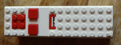 J10//00 Lego Engineering Railway Motors Battery Box Drives Tested KG