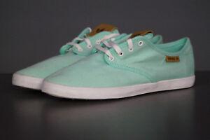 cute best sneakers cheap sale Details zu adidas Adria PS W damen WMNS leichte Stoffschuhe türkis M22527