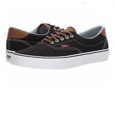 item 7 Vans era 59 C L black stripe denim sneaker shoes men size 9.5  woman  size 11 new -Vans era 59 C L black stripe denim sneaker shoes men size 9.5  ... 1e05ddf97c5e