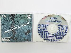 HIGH-GRENADIER-PC-Engine-CD-PCE-Grafx-Japan-Game-pe