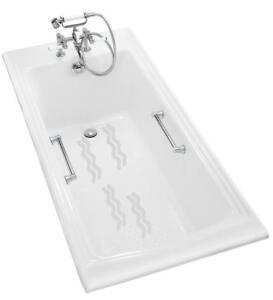 48xAnti-Slip-Bath-Grip-Stickers-Non-Slip-Shower-Strips-Pad-Floor-Safety-Tape