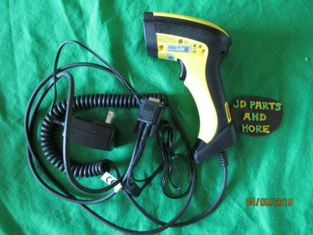 Datalogic Powerscan D8530 Barcode scanner with 5m Coiled USB cable PD8530 D8330