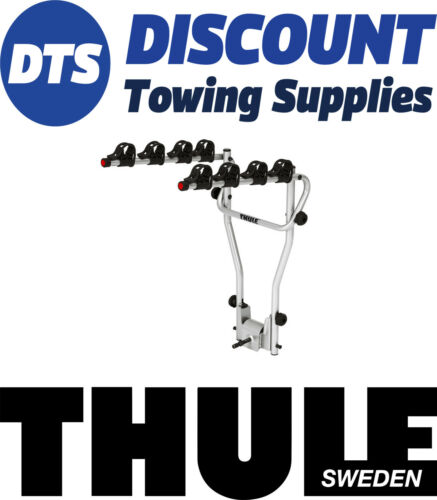 Thule 9708 HangOn 4 bike With Tilt Towball Mounted Cycle Carrier