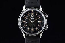 1960's Vintage Clebar Supercompressor Dive Watch Dual Crown EPSA 36MM