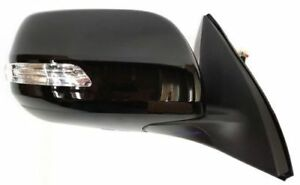 WITH ELECTRIC FOLD NEW DOOR MIRROR FOR TOYOTA PRADO 150 SERIES 2009-2013 RIGHT