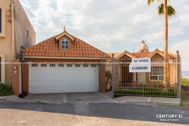 Casa en Venta en Fraccionamiento Barrancas, Chihuahua