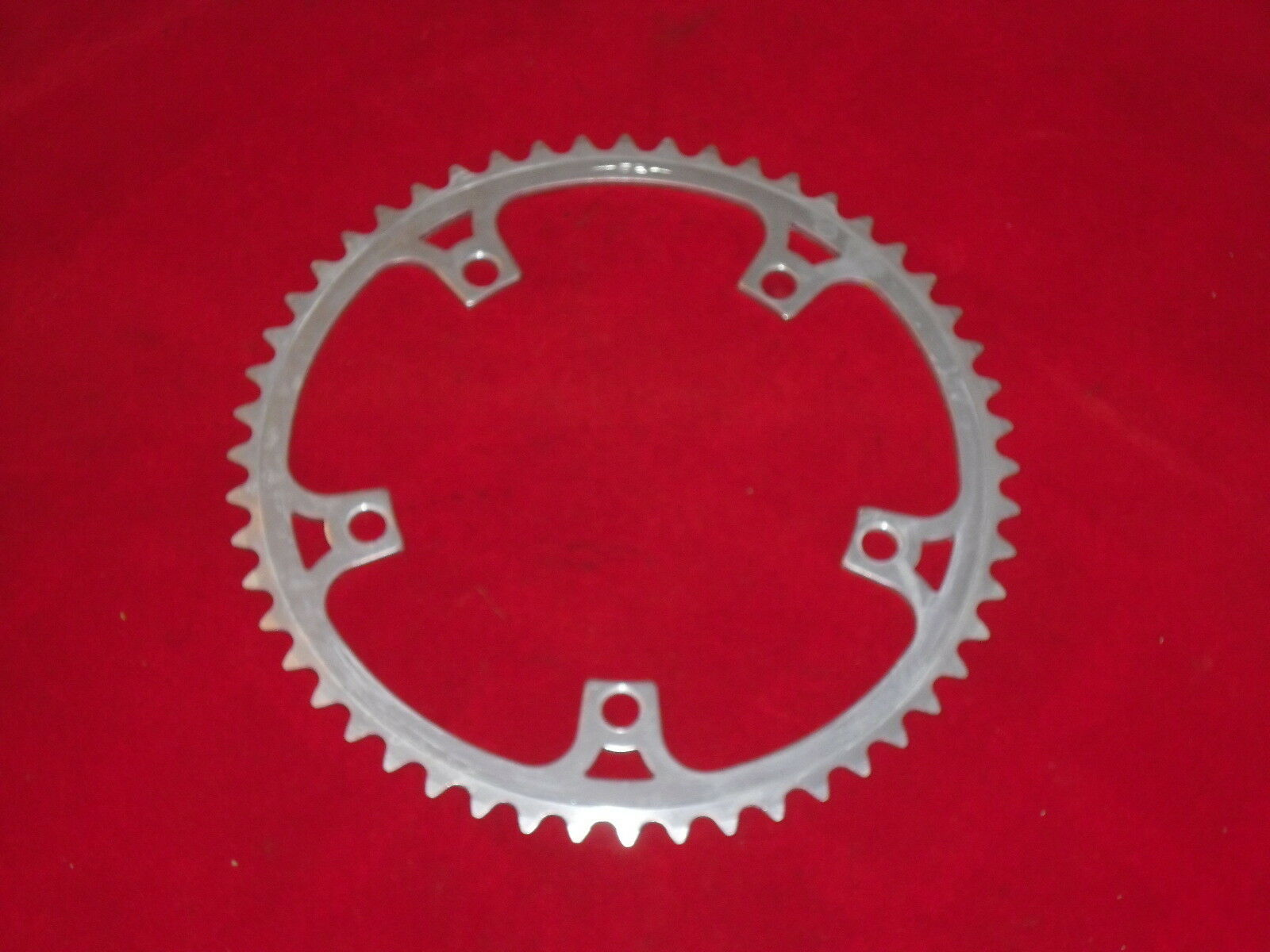 Vintage Ofmega Chain Ring 52 Tooth, 3 32,144 BCD. NOS