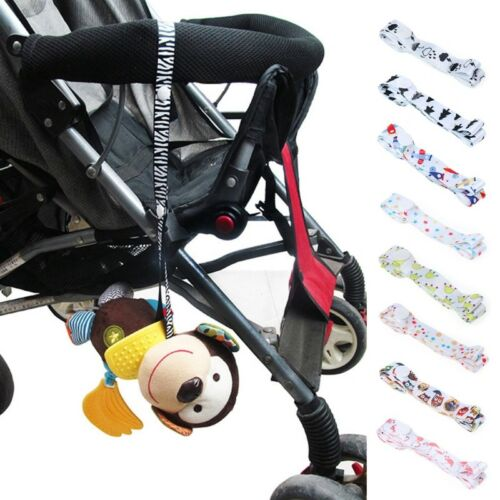 Baby Stroller Cute Toys Fixed Strap Holder Anti Lost Drop Band Accessories Saver