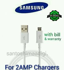 Original Samsung Micro USB Cable Data Sync Charging USB To Micro USB Data Cable