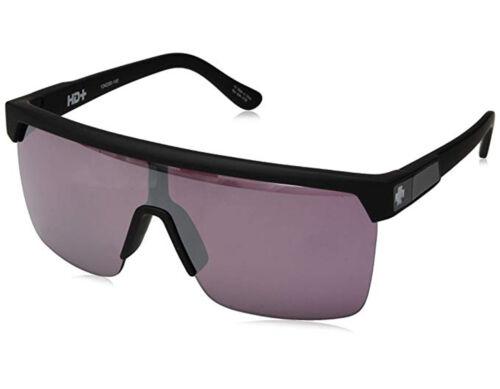 NEW Spy FLYNN-5050-6700000000051 Matte Black Rose Silver Spectra Sunglasses
