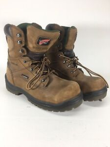 New RED WING 2381 Size 10 D King Safety