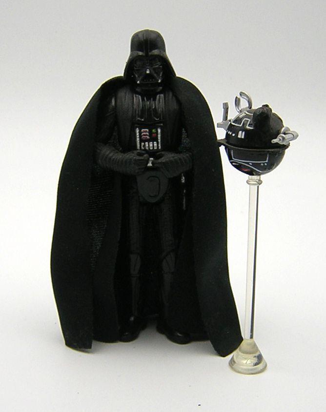 Star Star Star Wars Loose Darth Vader with Imperial Interrogation Droid  330579