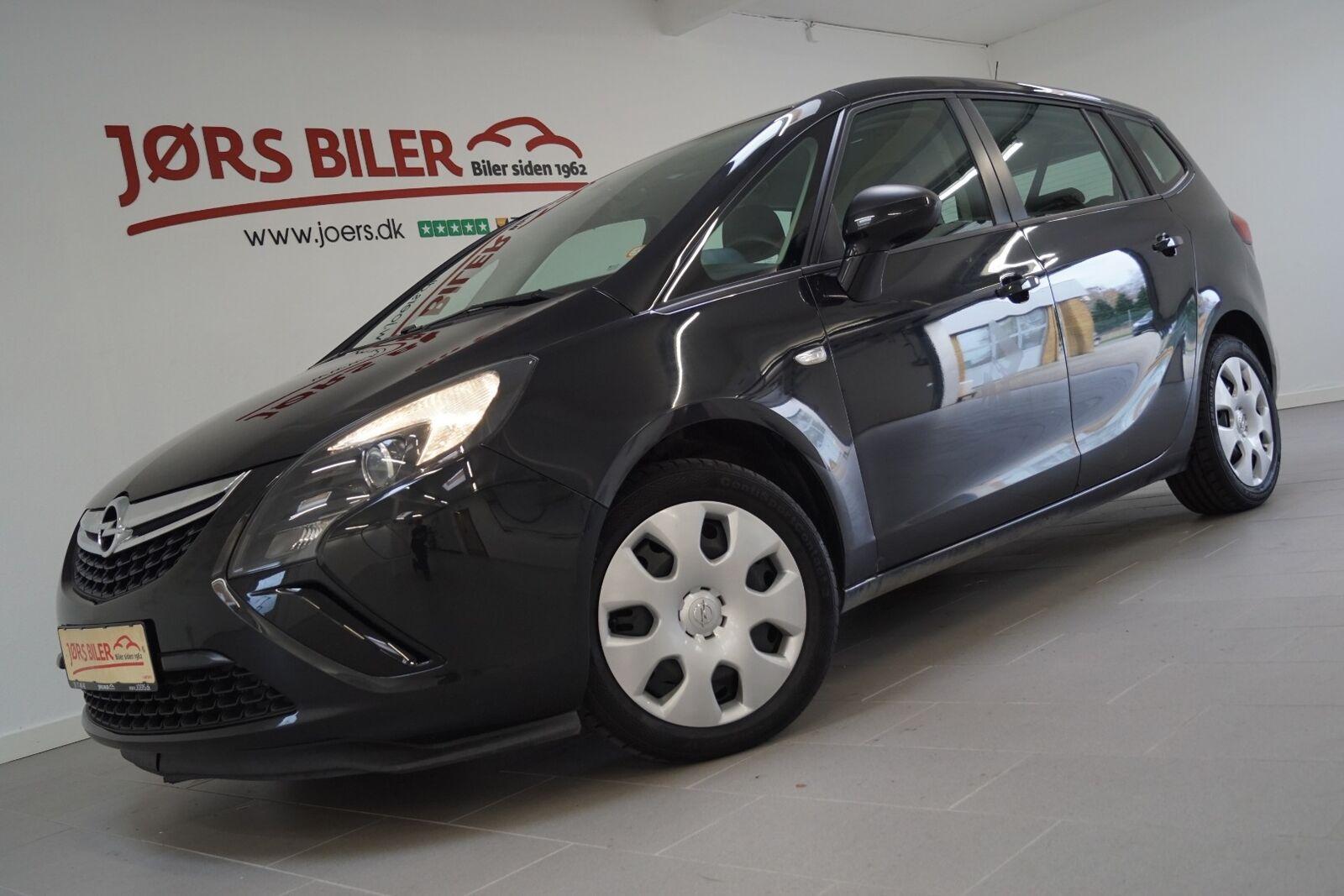 Opel Zafira Tourer 2,0 CDTi 110 Limited 5d - 149.800 kr.