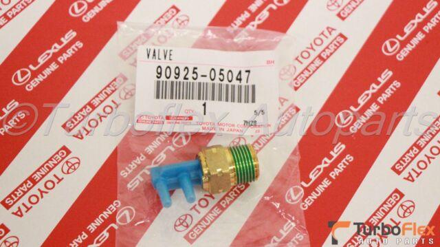 Toyota 4runner Celica Mr2 Bimetal Vaccum Switching Valve