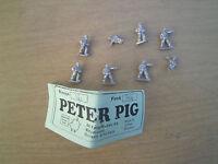 15mm Peter Pig WWI Belgian Artillery Crew
