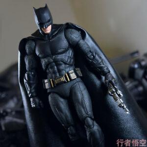 Mafex-056-DC-Comics-Justice-League-Batman-PVC-Action-Figure-Box-Packed
