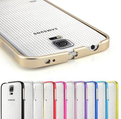 Hot Luxury Ultra Thin Metal Aluminium Alloy Bumper Frame Case For Samsung Galaxy