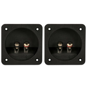 2-Goldwood-Sound-RGT-6000-Square-Power-Terminal-Plates-Speaker-Terminals