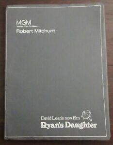 Ryan-039-s-Daughter-USA-Media-Kit-1970-MGM-David-Lean-Robert-Mitchum
