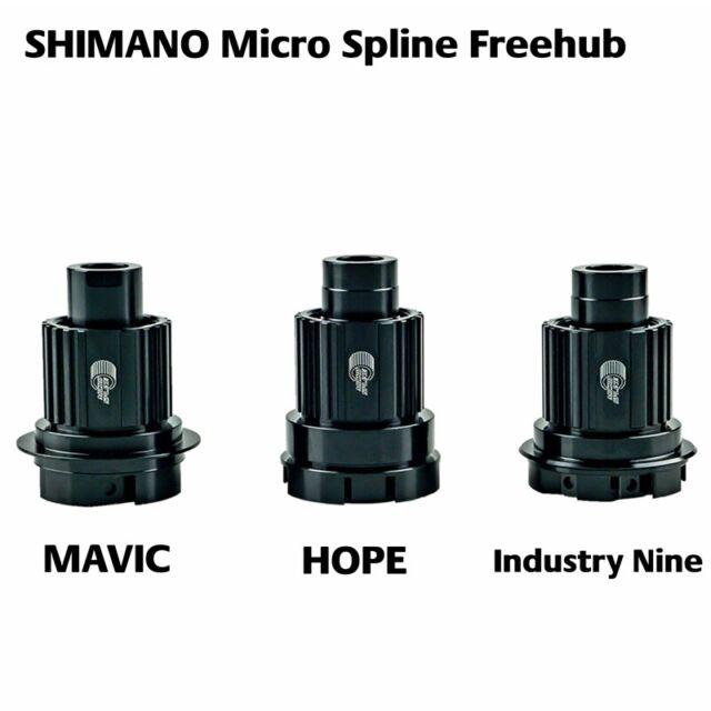 Industry Nine 12 Speed Micro Spline Freehub MAVIC HOPE