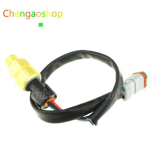 1PC Pressure Sensor Switch For Caterpillar CAT Dozer C12 C15 C27 194-6722 #QC ZX