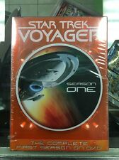 Star Trek: Voyager - The Complete First Season 1 (DVD, 2004, 5 Disc Set)