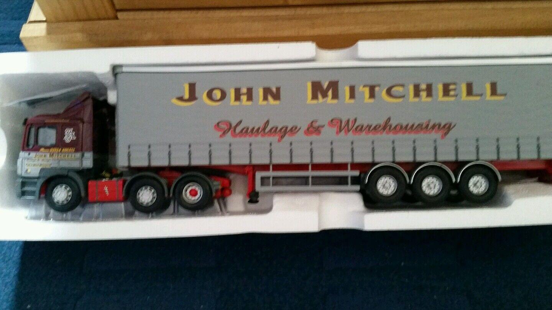 Corgi cc 12001 John Mitchell